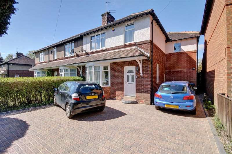 4 Bedrooms Semi Detached House for sale in Whitesmocks, Durham, DH1