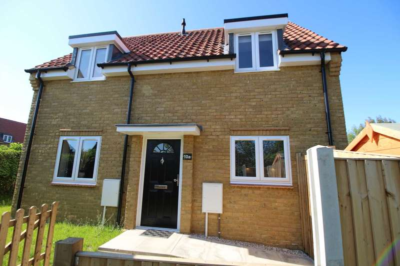 2 Bedrooms End Of Terrace House for sale in Fitchs Crescent, Maldon