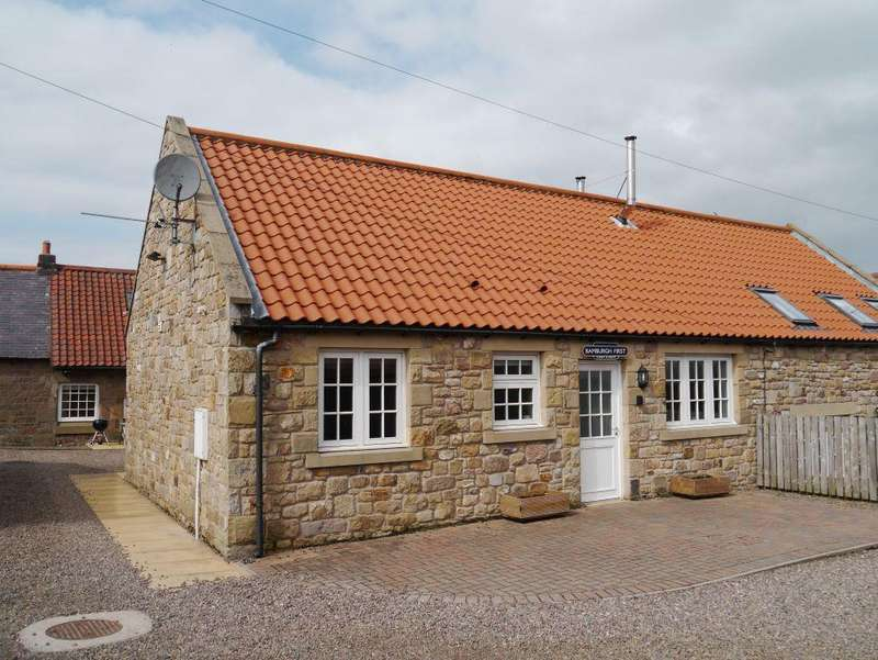 3 Bedrooms Semi Detached House for sale in Adderstone, Nr Belford, Northumberland