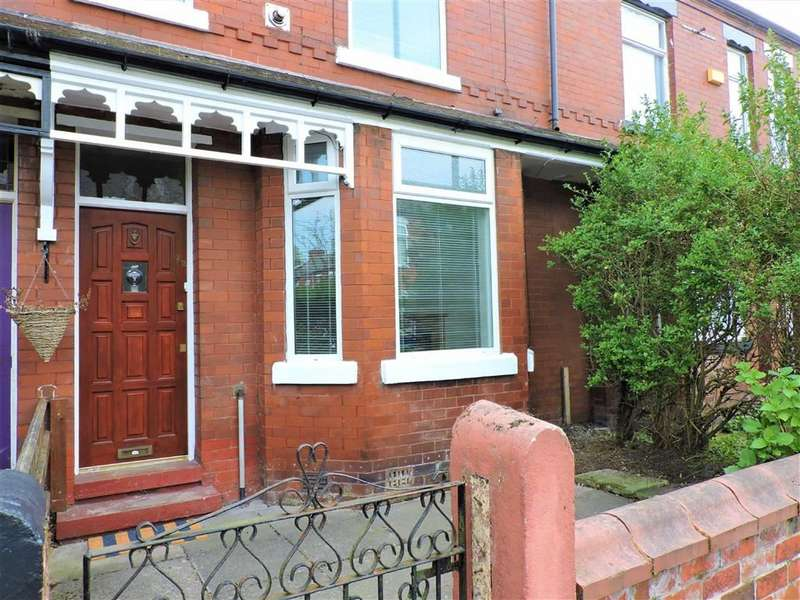 3 Bedrooms Terraced House for sale in Delamere Road, Manchester