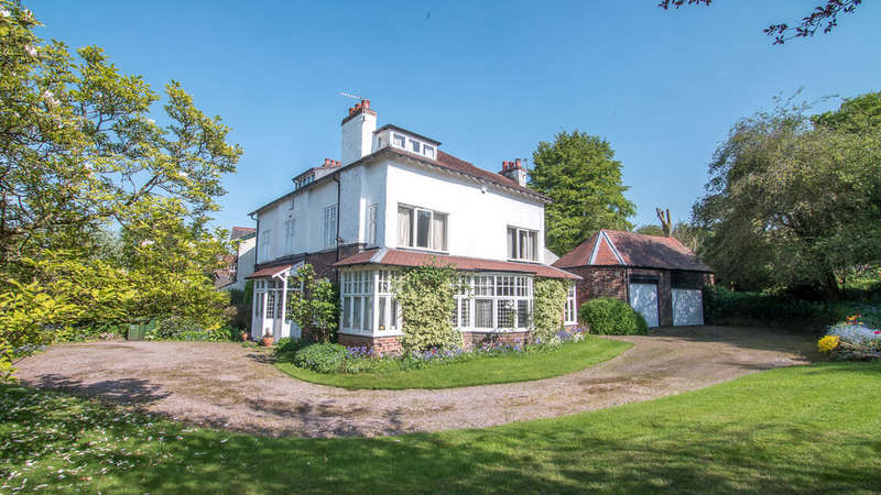 6 Bedrooms Detached House for sale in Oldfield Road , Altrincham
