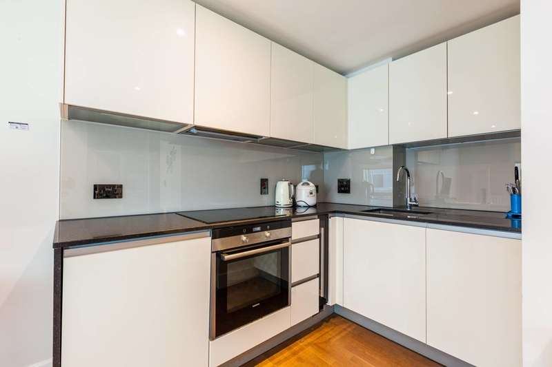 Studio Flat for sale in Crawford Building, Aldgate, E1