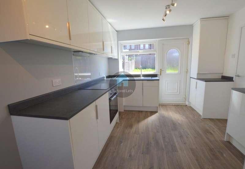 3 Bedrooms Terraced House for rent in Ashbrooke Gardens, Rosehill, Wallsend NE28