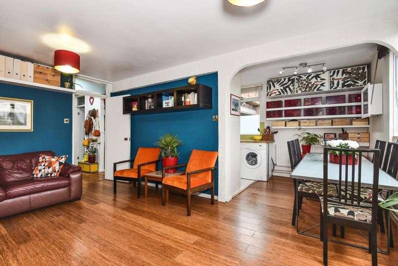 2 Bedrooms Flat for sale in Cheltenham Road Peckham SE15