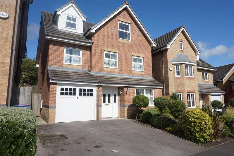 5 Bedrooms Detached House for sale in Olive Mount Road, Childwall