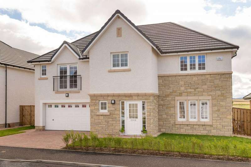 5 Bedrooms Detached House for sale in 68 Douglas Marches, North Berwick, East Lothian, EH39 5LZ