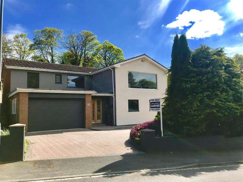 5 Bedrooms Detached House for sale in Valley Drive, Yarm