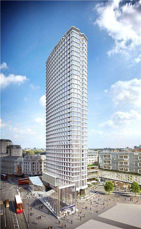 2 Bedrooms Flat for sale in Centre Point, 103 New Oxford Street, London, WC1A