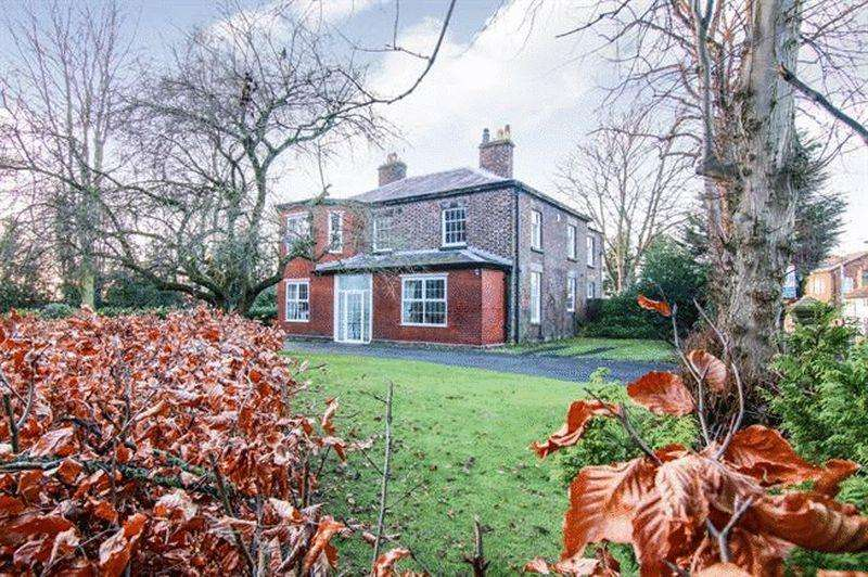 5 Bedrooms Detached House for sale in Damfield Lane, Maghull