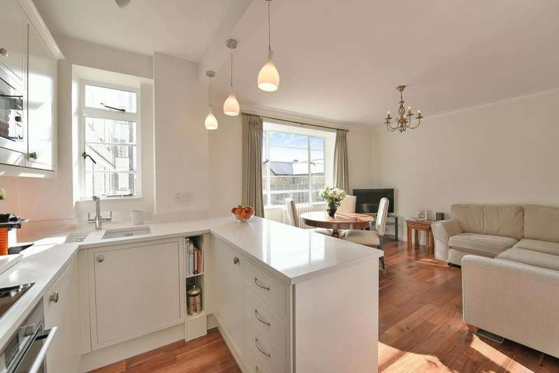 2 Bedrooms Flat for sale in Nightingale Lane, Clapham