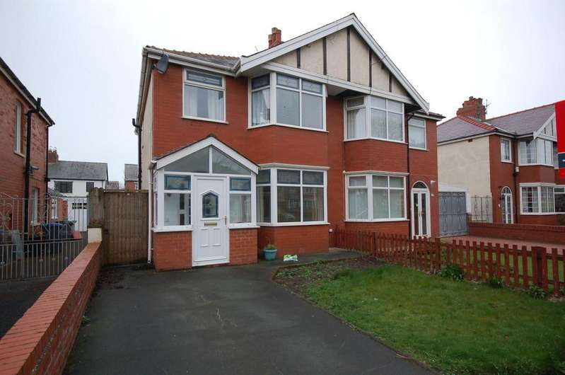 3 Bedrooms Semi Detached House for sale in 32 Harrington Avenue