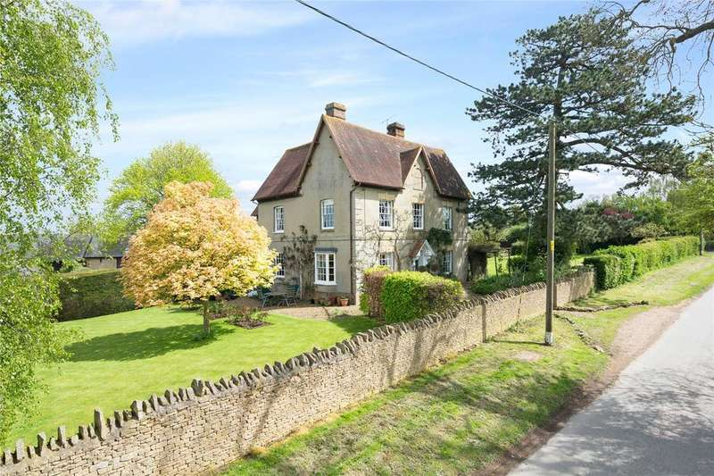 5 Bedrooms Detached House for sale in Clifton Reynes, Olney, Buckinghamshire, MK46