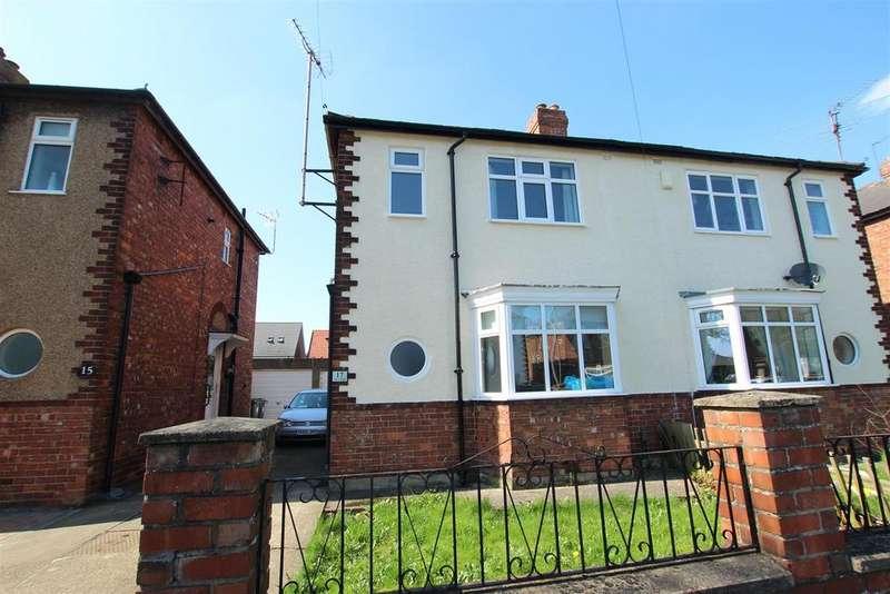 2 Bedrooms Semi Detached House for sale in Saltersgate Road, Darlington