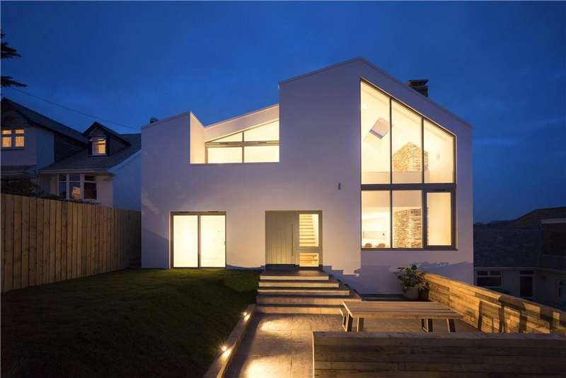 5 Bedrooms Detached House for sale in Dunder Hill, Polzeath, Wadebridge, Cornwall, PL27