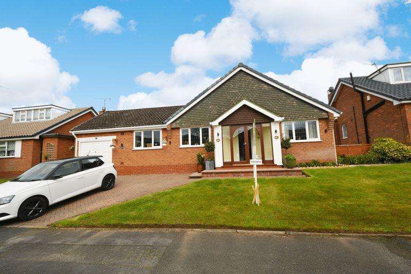 3 Bedrooms Detached Bungalow for sale in Linksway, Gatley, Cheadle