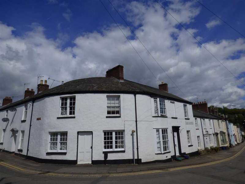 4 Bedrooms Terraced House for sale in Church Road, Chepstow