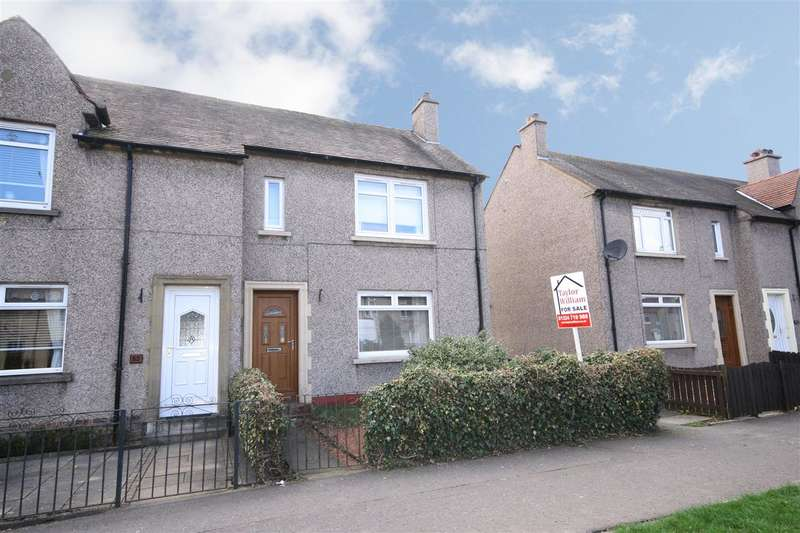 2 Bedrooms End Of Terrace House for sale in Central Avenue, Falkirk