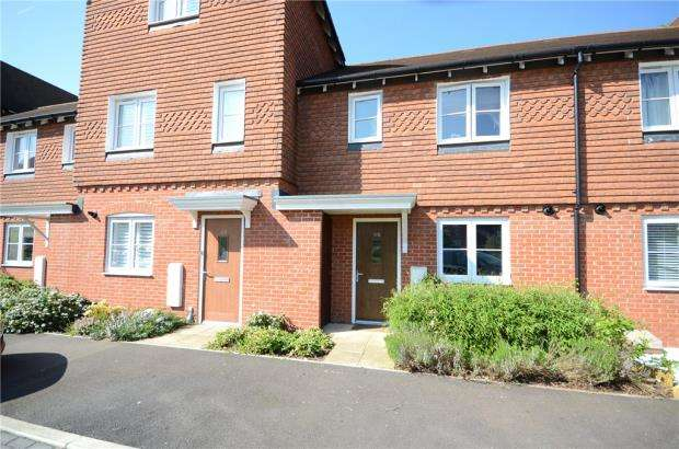 3 Bedrooms Terraced House for sale in Outfield Crescent, Wokingham, Berkshire