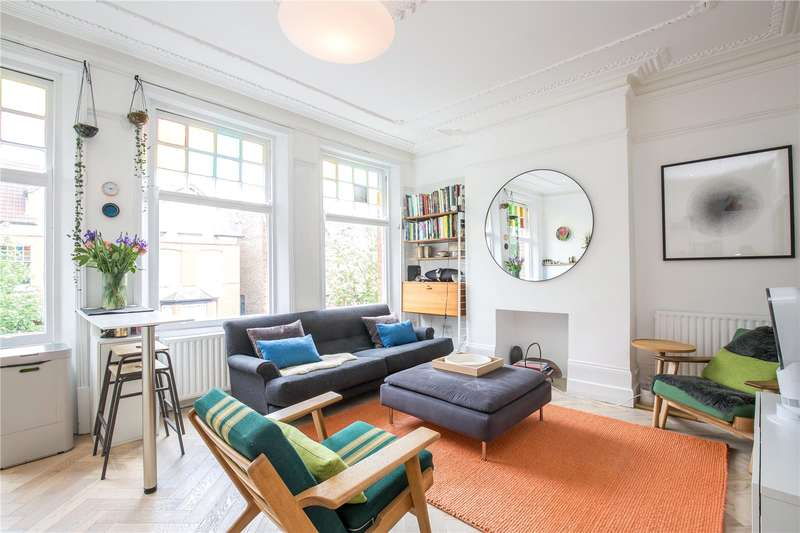 2 Bedrooms Apartment Flat for sale in Nelson Road, Crouch End, London, N8