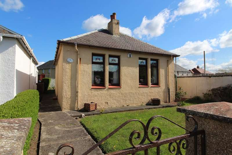 2 Bedrooms Detached Bungalow for sale in Englewood Avenue, Ayr, KA8
