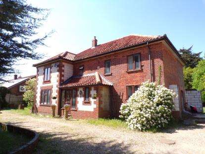 4 Bedrooms Detached House for sale in Felthorpe, Norwich, Norfolk