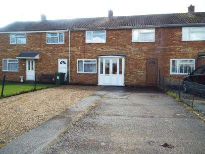 3 Bedrooms Terraced House for sale in Priory Crescent, Aylesbury