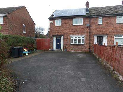 3 Bedrooms End Of Terrace House for sale in Halton Road, Chester, Cheshire, CH2
