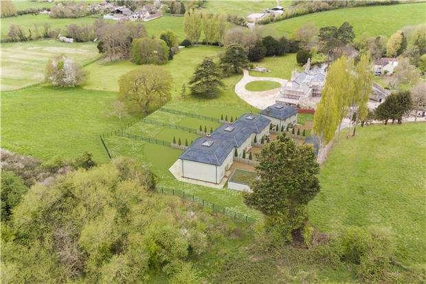 4 Bedrooms Detached House for sale in Plot 4 - Chewton Court,, Keynsham, Bristol, BS31 2SX