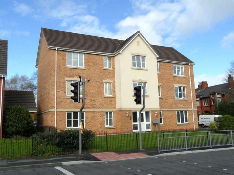 2 Bedrooms Apartment Flat for rent in Cairn Brae, Newton Le Willows