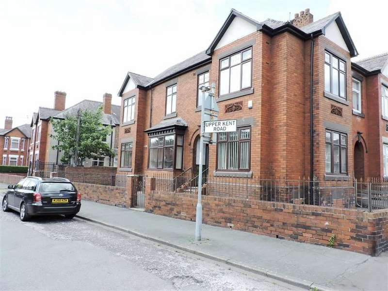 6 Bedrooms Semi Detached House for sale in Upper Kent Road, Manchester