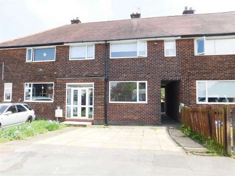 3 Bedrooms Terraced House for sale in Woodstock Crescent, Woodley, Stockport