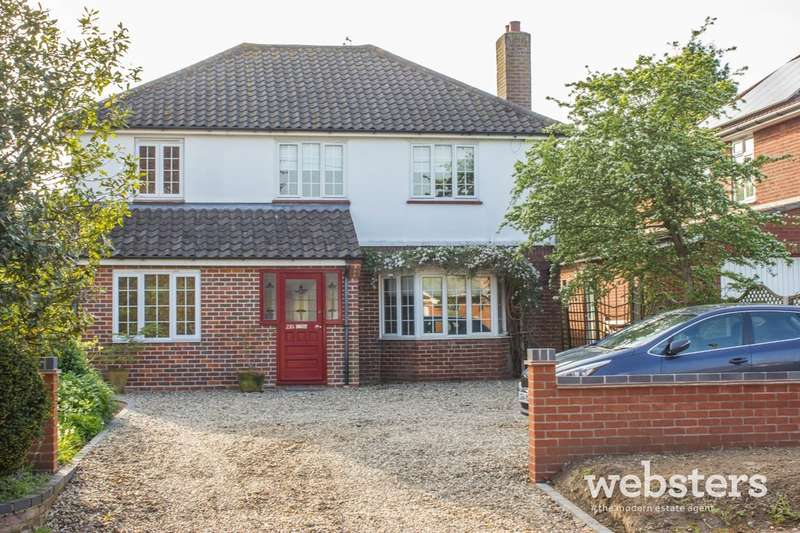 4 Bedrooms Detached House for sale in Spixworth Road, Norwich NR6