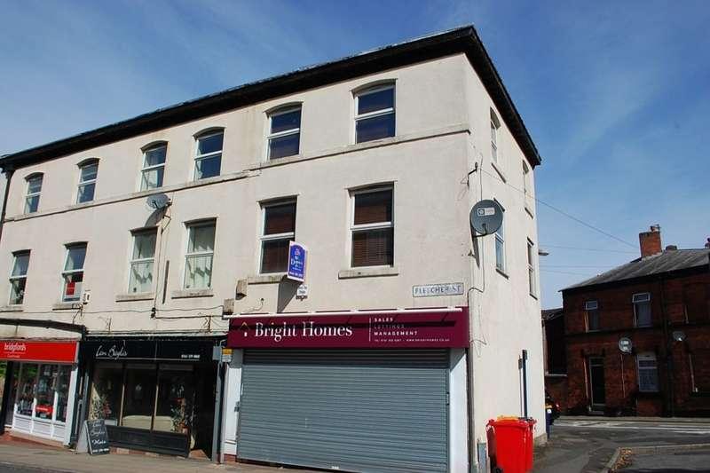 2 Bedrooms Flat for rent in Fletcher Street, Ashton-Under-Lyne, OL6