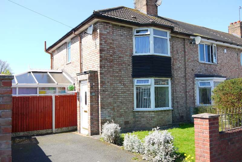 2 Bedrooms Terraced House for sale in York Way, Garston, Liverpool, L19