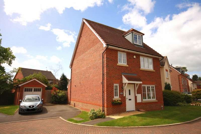 4 Bedrooms Detached House for sale in Holly Place, Wistaston, Nantwich, CW5