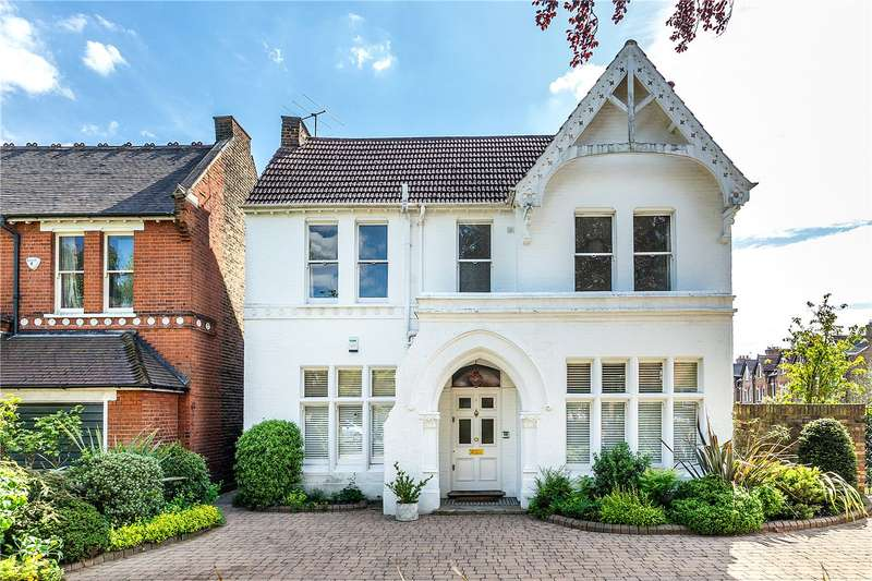 5 Bedrooms Detached House for sale in Woodville Gardens, London, W5