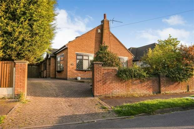 4 Bedrooms Detached House for sale in Applebee Road, Burbage, Hinckley, Leicestershire