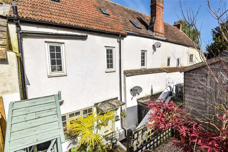 4 Bedrooms Terraced House for sale in North Street, Axminster, Devon, EX13