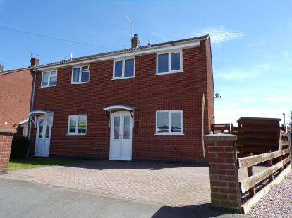 3 Bedrooms Semi Detached House for sale in Arnolds Crescent, Newbold Road, Leicester, Leicestershire