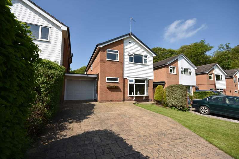 4 Bedrooms Detached House for sale in CHARLECOTE ROAD, POYNTON