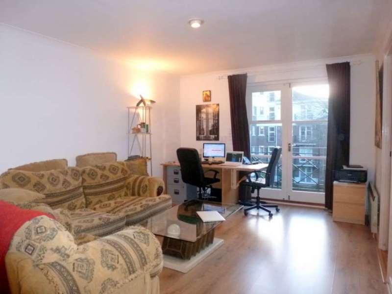 Studio Flat for sale in Brompton Park Crescent, Fulham