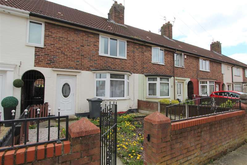 2 Bedrooms Town House for sale in Saxby Road, Liverpool