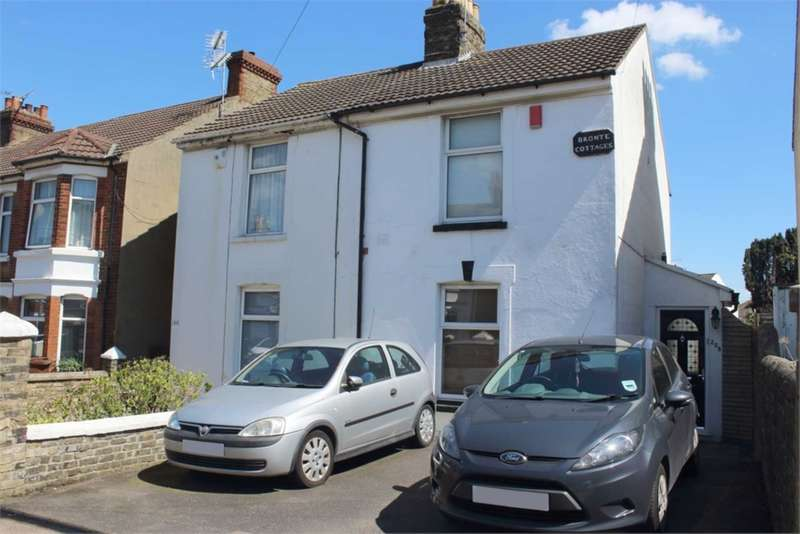 2 Bedrooms House for sale in Nelson Road, Gillingham