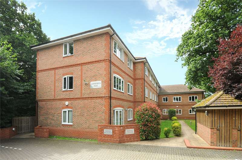 2 Bedrooms Apartment Flat for sale in Copper Beech Place, 130 Reading Road, Wokingham, Berkshire, RG41