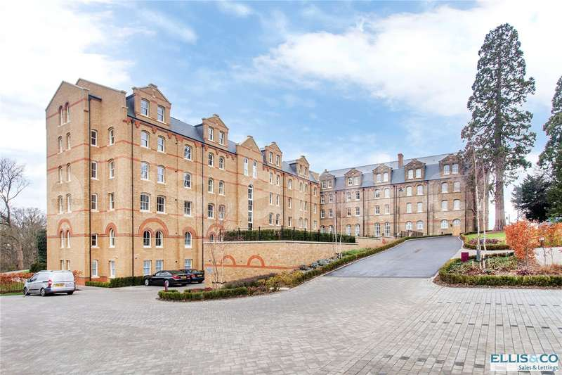 3 Bedrooms Flat for sale in Holborn Close, St Josephs Gate, Mill Hill