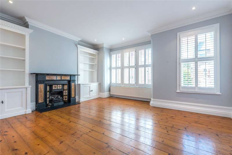 4 Bedrooms Terraced House for rent in Calabria Road London