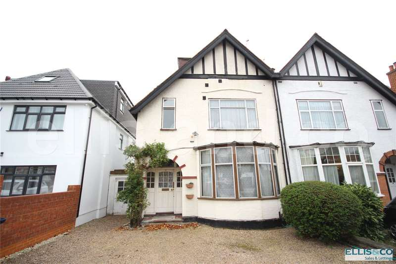 5 Bedrooms Property for sale in Woodcroft Avenue Mill Hill London