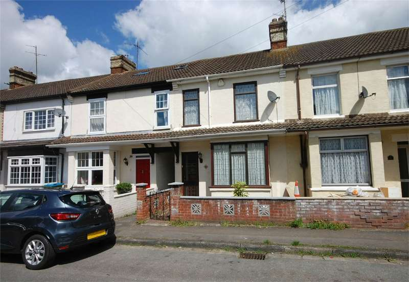 3 Bedrooms Terraced House for sale in Willow Road, Aylesbury, Buckinghamshire
