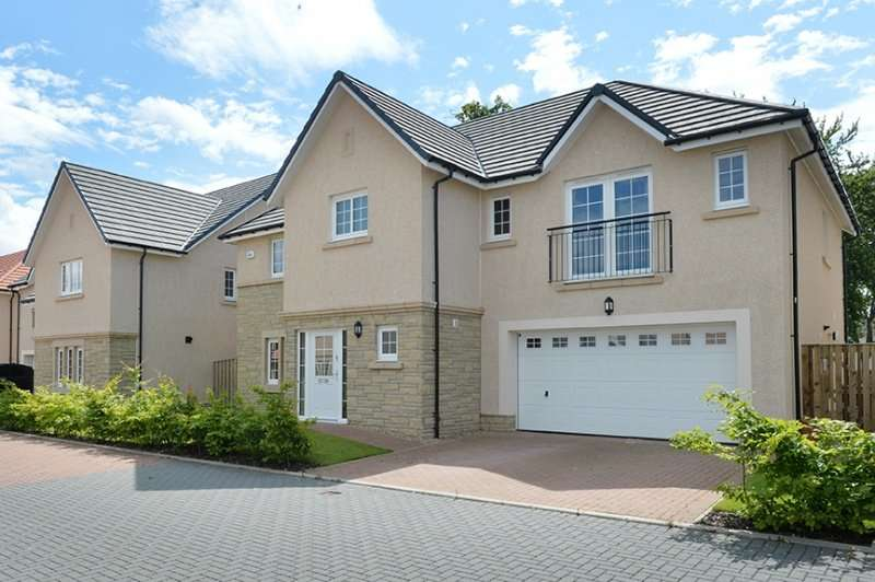 5 Bedrooms Detached House for sale in Lowrie Gait, South Queensferry, EH30 9AB