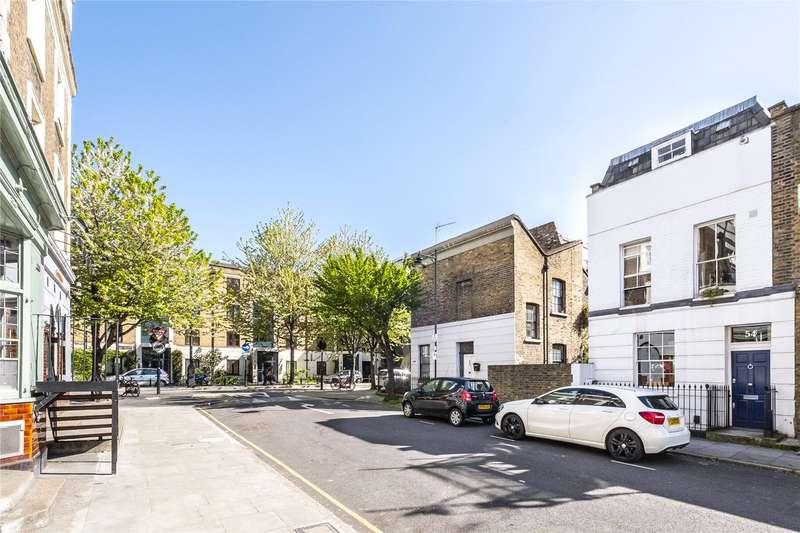 4 Bedrooms Mews House for sale in Balfe Street, London, N1